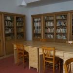 La bibliothèque du 2ème - Institut Serviam