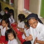 Les Ursulines en Thailande - Institut Serviam